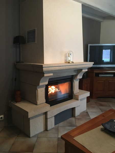Rénovation cheminées, insert, poele - Lebreton Cheminées à Pleudihen sur Rance (22)